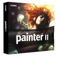 Corel Painter 11, Maint, 2Y, 11-25u, Mac/Win, ML
