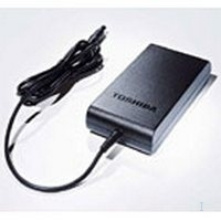 Toshiba AC Adapter (15V, 8A, 120W, 3-pin) Nero adattatore e invertitore