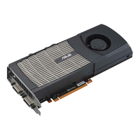 ASUS ENGTX480/2DI/1536MD5 GeForce GTX 480 1.5GB GDDR5 scheda video