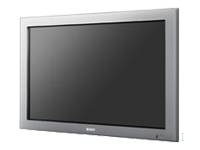 "Sony 32"" W-XGA LCD Display, silver 32"" Argento monitor piatto per PC"