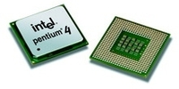 Intel ® Pentium® 4 Processor 524 supporting HT Technology (1M Cache, 3.06 GHz, 533 MHz FSB) 3.06GHz 1MB L2 Scatola processore
