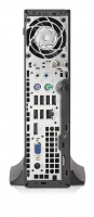 HP Compaq 6005 Pro Base Model Ultra-slim Desktop PC