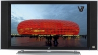 "V7 LTV40DA 40"" Full HD Nero TV LCD"
