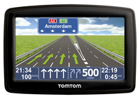 "TomTom XL IQ Routes edition² Europe 42 countries Fisso 4.3"" LCD Touch screen 186g Nero navigatore"