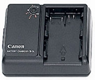 Canon CB-5L Battery Charger Nero
