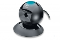Logitech QuickCam® CommunicateT STX PLUS for SkypeT 1.3MP 640 x 480Pixel USB Nero webcam