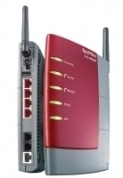 AVM FRITZ!Box Fon WLAN 7140 Annex B router wireless
