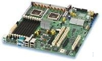 Intel Server Board S5000VSASATA, Boxed board 6 x 3Gb/s SATA ports LGA 771 (Socket J) ATX esteso server/workstation motherboard