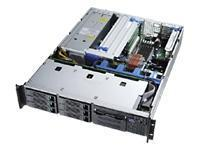 Intel WESTVILLE BOARD SCSI 500W Armadio (2U) server