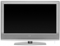 "Sony 32"" HD Ready LCD TV with BRAVIA ENGINE and S-PVA Panel 32"" Full HD Argento TV LCD"