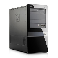HP Elite 7100 2.66GHz i5-750 Microtorre Nero PC