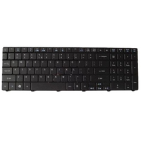 Acer Aspire 5943G/8943G keyboard BE AZERTY Belga Nero tastiera