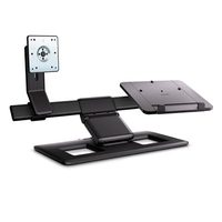 HP Display and Notebook Stand Nero