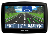 "TomTom XL IQ Routes edition² Europa Fisso 4.3"" LCD Touch screen 186g Nero navigatore"