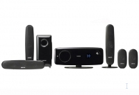 Samsung Sophisticated home theatre system HT-XQ100R 5.1 500W sistema home cinema