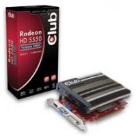 CLUB3D HD5550 Noiseless Edition GDDR3