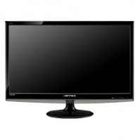"Hannspree Hanns.G HL231DPB 23"" Nero monitor piatto per PC"