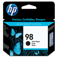 HP 98 Inkjet Print Cartridge Nero cartuccia d