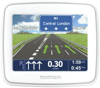 "TomTom Start² Europe & UK Fisso 3.5"" LCD Touch screen 125g Bianco navigatore"