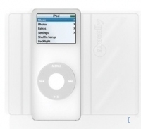 Macally Full-body protective film for iPod nano