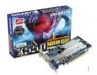 Gigabyte GV-RX55256DP GDDR2 scheda video