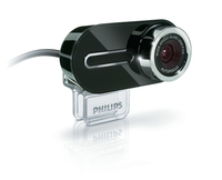 Philips SPZ6500/27 2MP USB Nero webcam