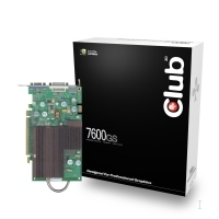 CLUB3D GeForce 7600GS 256MB DDR2 RoHS GDDR2
