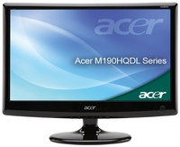 "Acer M190HQDL 18.5"" Nero monitor piatto per PC"