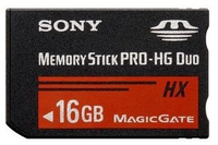 Sony MSHX16A 16GB memoria flash