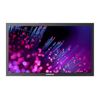 "Samsung 460EXn Digital signage flat panel 46"" Full HD Nero"