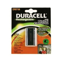 Duracell Digital Camera Battery 3.7v 1300mAh Ioni di Litio 1300mAh 3.7V batteria ricaricabile