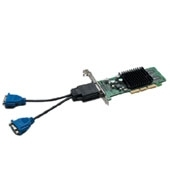 HP nVidia Quadro4 100NVS from (requires PCI Expansion Module)