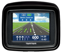 "TomTom Urban Rider Central Europe Fisso 3.5"" LCD Touch screen 303g Nero navigatore"
