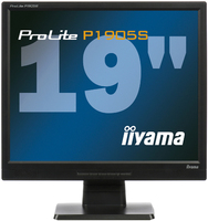"iiyama ProLite P1905S-B1 19"" TN+Film Nero monitor piatto per PC"