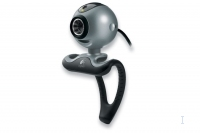 Logitech QuickCam Pro 5000 1.3MP 640 x 480Pixel USB Grigio webcam