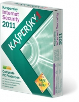 Kaspersky Lab Internet Security 2011 3utente(i) 1anno/i