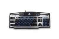 Logitech G11 gaming keyboard US International USB tastiera