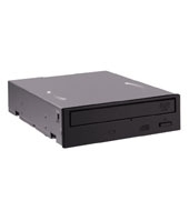 HP 16X/40X DVD-ROM w/ +R read (Carbonite)