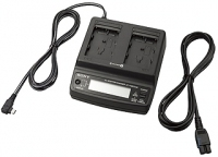 Sony AC Adapter and Battery Charger AC-VQ900AM Nero adattatore e invertitore