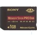 Sony Memory Stick PRO Duo (High Speed) 1GB 1GB MS memoria flash