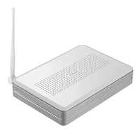 ASUS WL-600g - Wireless ADSL2/2 + Home Gateway gateway/controller