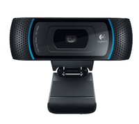 Logitech C910 1920 x 1080Pixel webcam