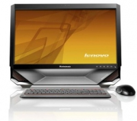 "Lenovo IdeaCentre B500 2.66GHz Q8400 23"" 1920 x 1080Pixel Grigio PC All-in-one"