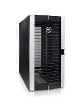 DELL PowerEdge 2420 24U Pavimento Nero armadio rack a corrente