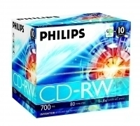 Philips CD-RW CW7D1NJ10/00