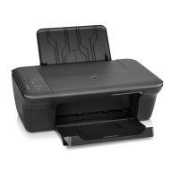 HP DeskJet 1050 All-in-One Printer - J410a 4800 x 1200DPI Ad inchiostro A4 5.5ppm Nero multifunzione