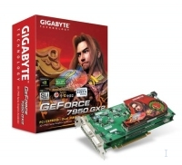 Gigabyte GeForce 7950 GX2 1GB DDR3 1GB GDDR3