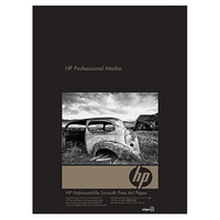 HP Hahnemuhle Smooth Fine Art Paper-25 sht/A3+/330 x 483 mm (13 x 19 in) 25fogli