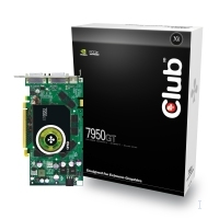 CLUB3D 7950GT 512MB GDDR3