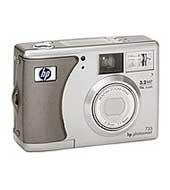HP Photosmart 735 digital camera with Instant ShareT